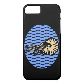 Coque iphone de graphique de Nautilus Coque iPhone 7