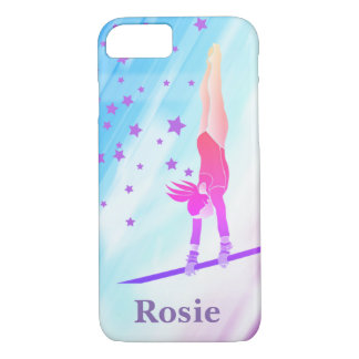 Coque iphone de gymnaste
