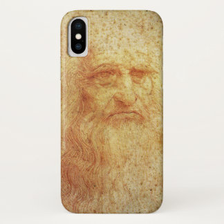 Coque iphone de Leonardo da Vinci
