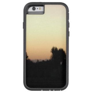 Coque iphone de lever de soleil