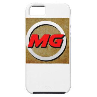Coque iphone de logo de MG