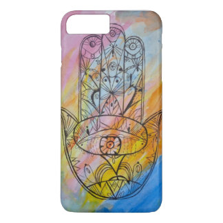 Coque iphone de main de Hamsa