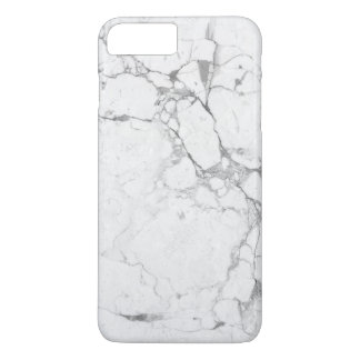 Coque iphone de marbre blanc