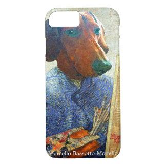 Coque iphone de Marcello van Dogh Apple