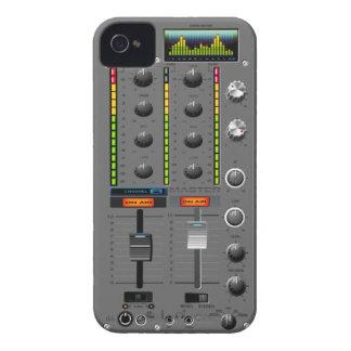 Coque iphone de mélangeur de musique