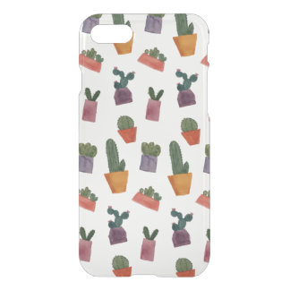 Coque iphone de motif de cactus