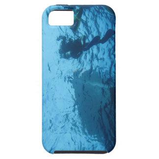 Coque iphone de plongée à l'air coque iPhone 5