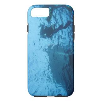 Coque iphone de plongée à l'air coque iPhone 7
