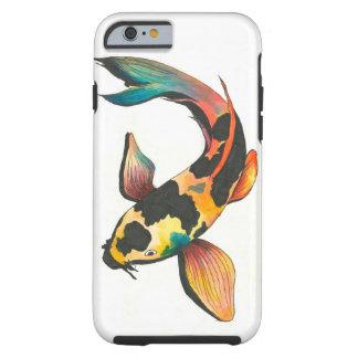 Coque iphone de poissons de Koi