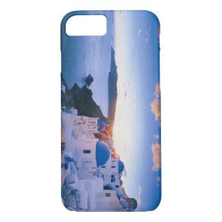 Coque iphone de Santorini