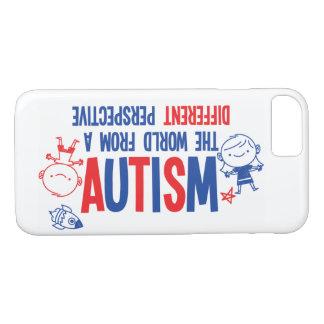 Coque iphone de sensibilisation sur l'autisme