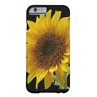 Coque iphone de tournesol pour elle coque barely there iPhone 6