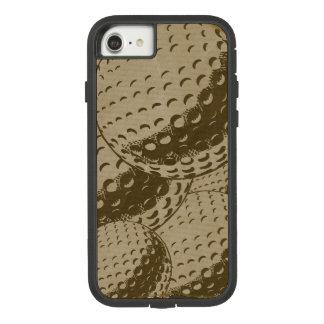 Coque iphone d'enthousiastes de golf