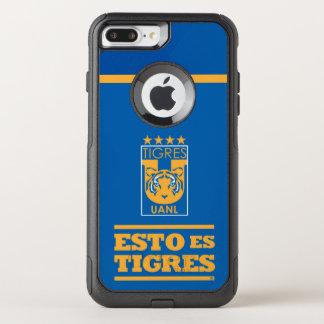 Coque iphone d'équipe de Tigres UANL