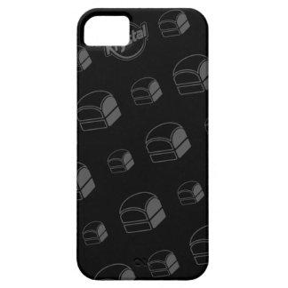 Coque iphone d'hamburger de Krystal