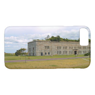 Coque iphone du Massachusetts de phare du point de