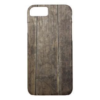 Coque iphone en bois de Faux