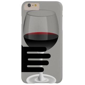 Coque iphone en verre de vin
