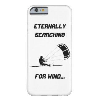 Coque iphone éternel de surf de cerf-volant de coque barely there iPhone 6