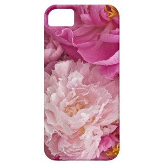 Coque iphone fleuri de pivoine coques Case-Mate iPhone 5