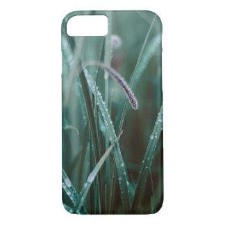 Coque iphone humide d'herbe coque iPhone 7