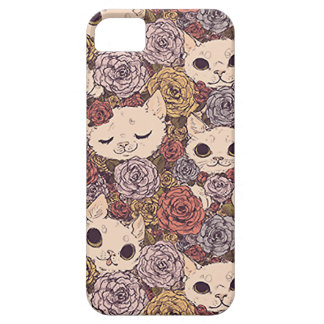 Coque iphone impertinent de Kitty Coque Case-Mate iPhone 5