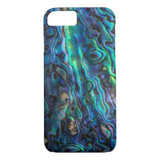 Coque iphone iridescent de sirène de coquille coque iPhone 7