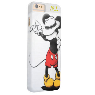 Coque iPhone Jackson mouse by N.L