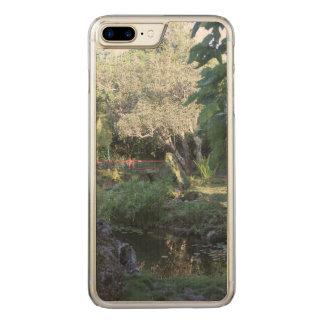 Coque iphone japonais de jardin