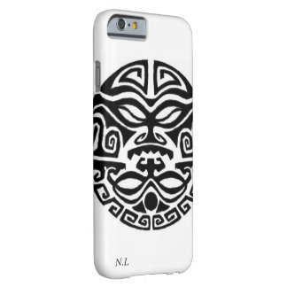 Coque iPhone Maori Coque Barely There iPhone 6