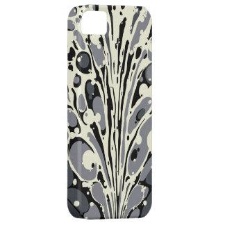 Coque iphone marbré par gris coque Case-Mate iPhone 5