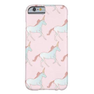 Coque iphone mignon de licornes coque iPhone 6 barely there