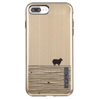 coque iphone - motif de moutons