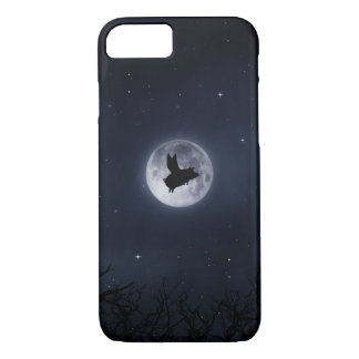 coque iphone nocturne de porc de vol