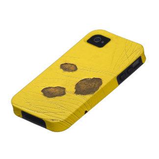 Coque iphone peau dans le motif de rouille d abrég coques Case-Mate iPhone 4
