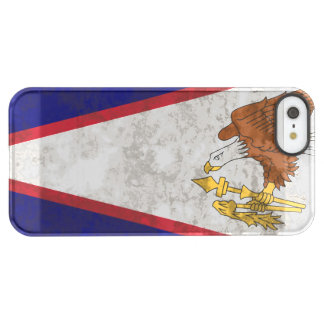Coque iPhone Permafrost® SE/5/5s Les Samoa américaines