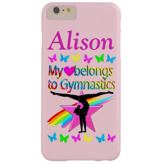 COQUE IPHONE PERSONNALISÉ PAR AMOUR DE GYMNASTIQUE COQUE iPhone 6 PLUS BARELY THERE