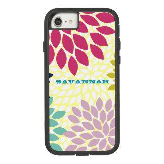 Coque iphone personnalisé par chrysanthème moderne
