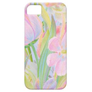 Coque iphone pour aquarelle de tulipe