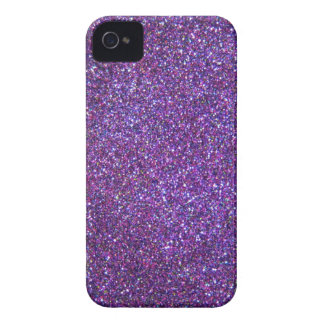 Coque iphone pourpre d'impression de parties