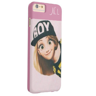 Coque iPhone Raiponce Swag by N.L Coque iPhone 6 Plus Barely There