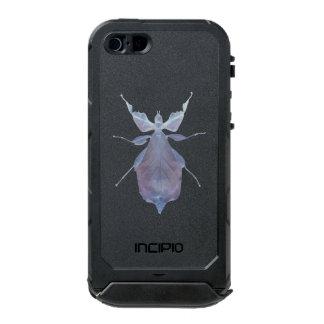 Coque iphone robuste d'insecte de feuille