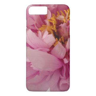 Coque iphone rose de pivoine coque iPhone 7 plus