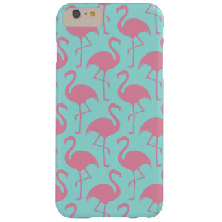 Coque iphone rose et en bon état de flamant coque iPhone 6 plus barely there