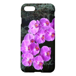 Coque iphone Rosée-Embrassé d'orchidées