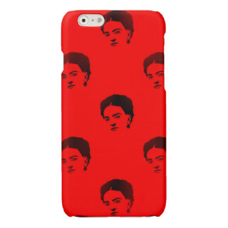 coque iphone rouge de kahlo de frida