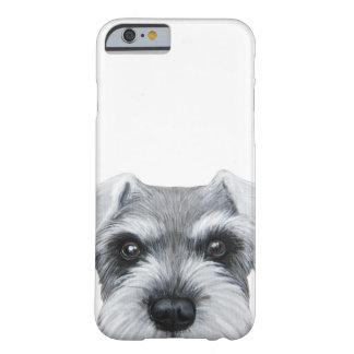 coque iphone, Schnauzer Grey&white, original