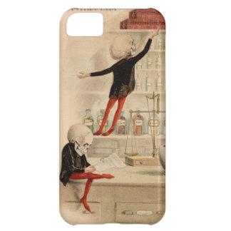 Coque iphone squelettique de docteur Pharmacist Me Étuis iPhone 5C