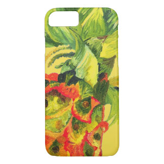 Coque iphone tropical d'ananas