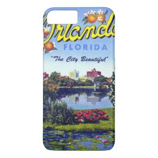 Coque iphone vintage d'Orlando la Floride